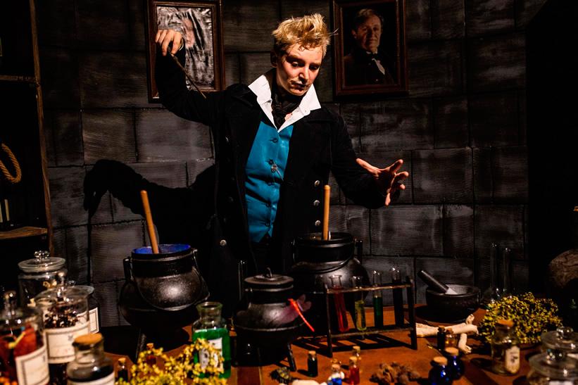 anden magico exposicion madrid