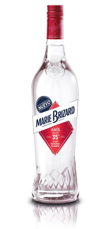Anís Marie Brizard 35°