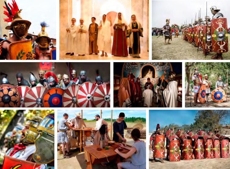 jornadas romanasen alcala