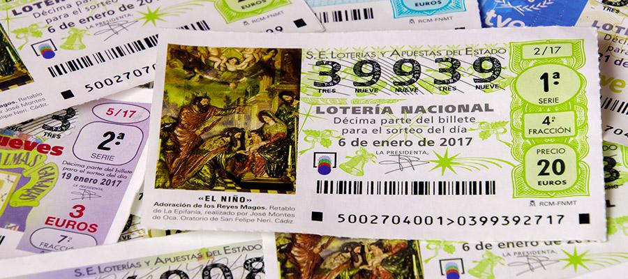 loteria, comunidad de madrid
