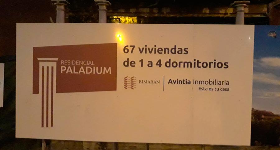 paladium residencial