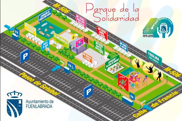 mapa asociaciones
