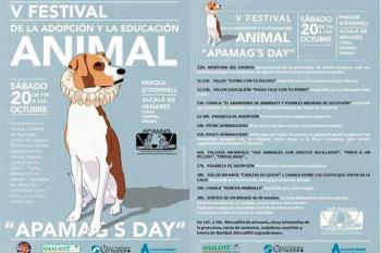 Se celebrará el sábado 20 de octubre en el Parque O´Donnell de Alcalá