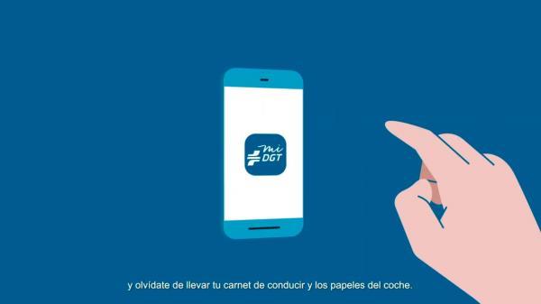 La aplicación permite otras muchas funcionalidades de gran interés para los conductores españoles