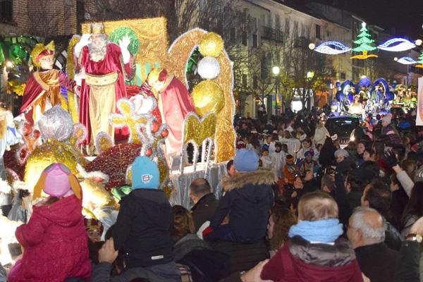 ¡Los Reyes Magos llegan a Villaviciosa!