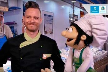 El Chef Pepo nos enseñará a crear platos deliciosos a través de su canal del youtube
