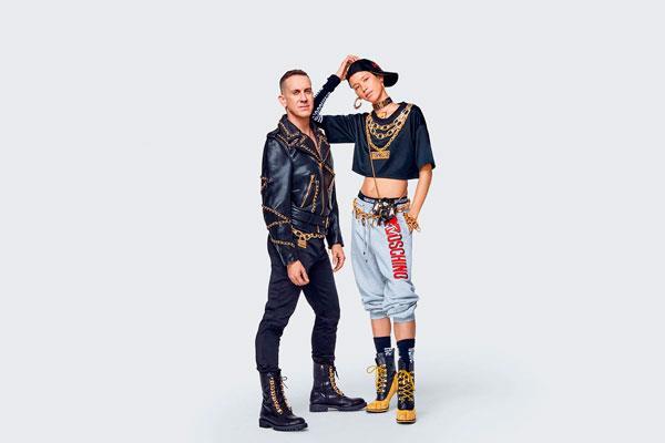 ¡MOSCHINO x H&M!