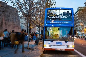 Madrid está preparado para disfrutar de sus mágicas noches iluminadas con su ambiente navideño
