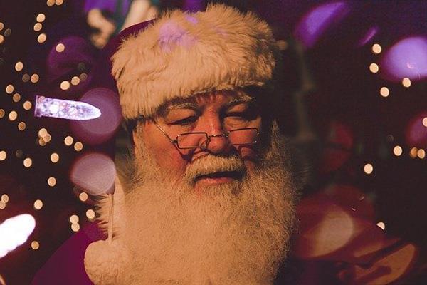 ¿Buscamos a Papá Noel?