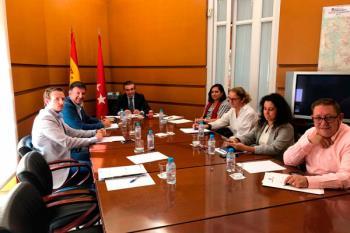 La propuesta persigue conectar el municipio con el Hospital de Fuenlabrada y la URJC