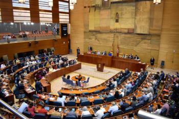 PSOE, PP, Cs, Más Madrid, Unidas Podemos y Vox les corresponden 3,7 millones de euros