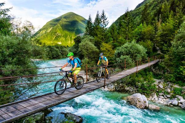 ¿Imaginas recorrer Europa en bici? Ya puedes hacerlo con el TransDinarica