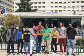 Los alumnos del PEAC del IES Antonio Machado se atrevieron con el reto que harán realidad este mes de mayo