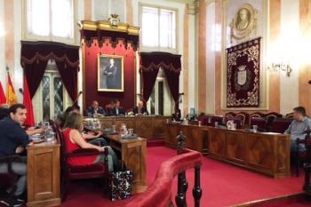 El Pleno se celebrará el martes 17 a las 17h. en el Salón de Plenos del ayuntamiento