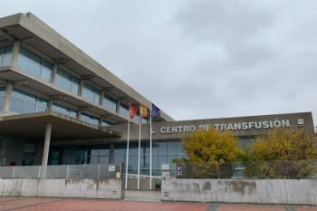 Nos adentramos en el Centro de Transfusión de la Comunidad de Madrid, lugar desde el que se