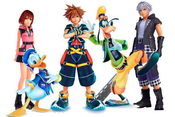 ¿Será 2019 el año de Kingdom Hearts III?