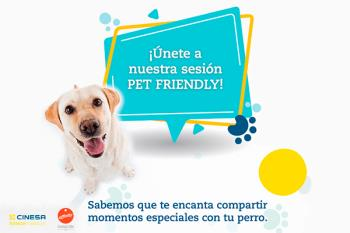 CINESA Fuencarral inaugura una sesión de cine para que puedan acudir los usuarios con sus perros