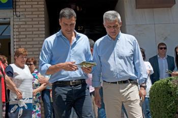El ex alcalde socialista de Móstoles sustituye en el cargo a Helena Beunza