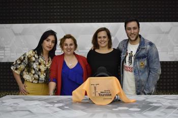 El Club Ciclista Pedaladas por el Tourette recibe una Beca Deportiva Persigue Tus Sueños by GAES valorada en 2.000 euros como ayuda para conseguir superar este reto