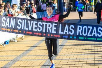 Los corredores cerraron el 2018 con una prueba que estrenó un nuevo recorrido
