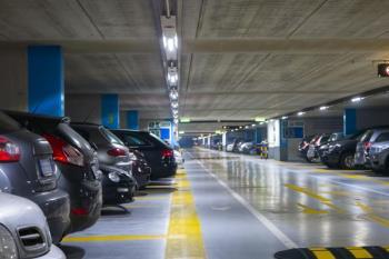 Este es el primer aparcamiento disuasorios de los 91 que se prevé poner en marcha