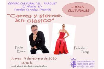 Las piezas de grandes maestros de la música clásica y popular se citan en el Centro Cultural El Parque, hoy a las 18:30 horas