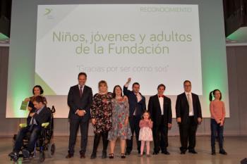La Fundación que lucha por los derechos de las personas con discapacidad intelectual ha celebrado una gala por su aniversario