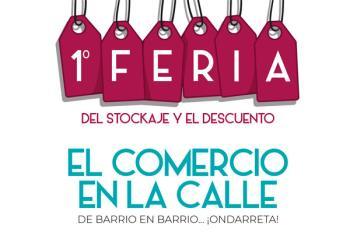 La Feria tendrá lugar el domingo 1 de marzo en horario de 10:00 a 14:30 horas en el barrio de Ondarreta