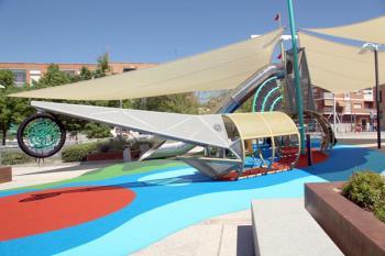 Esta es la séptima área temática infantil que se instala en la ciudad y cuenta con juegos adaptados
