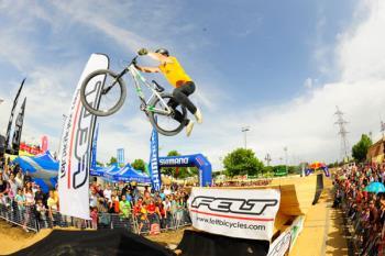El evento reunirá a más de 200 marcas de la industria del ciclismo además de numerosas competiciones