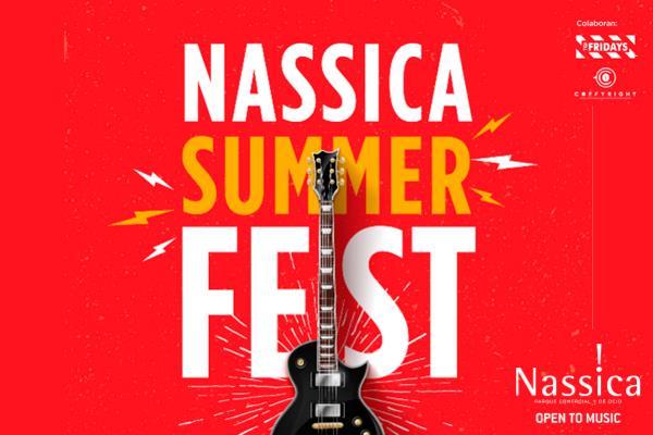 'Nassica Summer Fest' en Getafe
