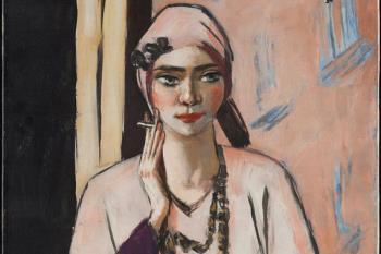 El museo trae una exposición que muestra el papel de la mujer en las diferentes etapas de la historia del arte