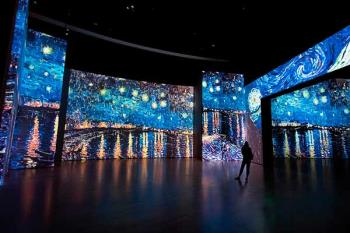 'Van Gogh Alive – The Experience' vuelve a Madrid