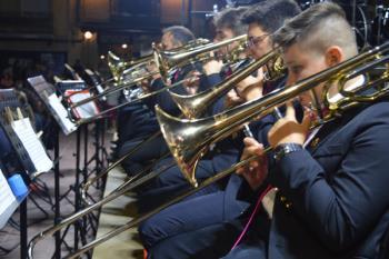 La Federación Taurina ha galardonado a la banda en la XII Edición de los Trofeos Puertas de Madrid