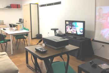Este nuevo espacio se utilizará para desarrollar distintas actividades de ocio