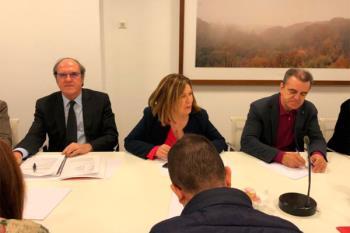 José Manuel Franco, sobre el posible salto del portavoz socialista en la Asamblea a Defensor del Pueblo