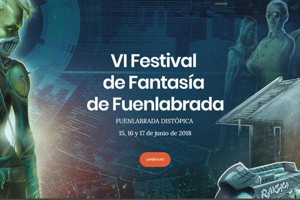 """""""El Festival de Fantasía de Fuenlabrada es único"""""""