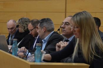 PP y Vox tumban la moción de Unidas de fomentar la participación en la elaboración del PGOU