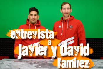 Tras su retirada de la élite en el 2018, David y Javier Ramírez disfrutan del judo desde otra perspectiva