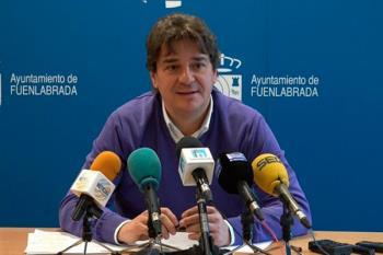 El alcalde fuenlabreño, Javier Ayala, no cree que VOX arrase en las próximas elecciones municipales