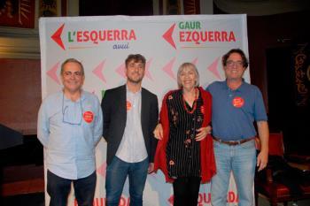 La plataforma de La Izquierda Hoy se presenta en sociedad en el Teatro Ateneo de Madrid