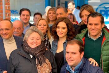 Así lo manifestaba la portavoz popular municipal, Alejandra Serrano, en un encuentro con simpatizantes en Coslada