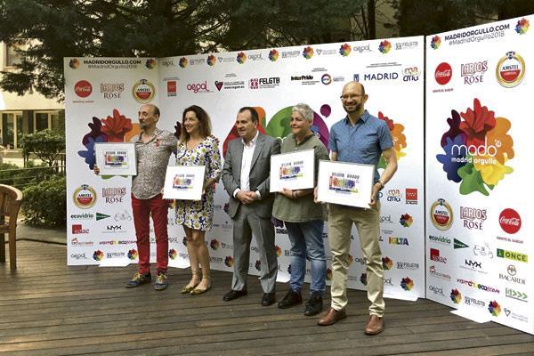 """""""Queremos mostrar al mundo una Madrid igualitaria, divertida y cultural"""""""