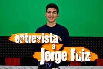El capitán del Ciudad de Móstoles, Jorge Ruiz, nos habla del buen momento del equipo