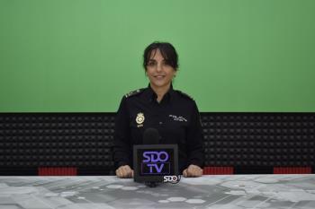 La inspectora Pilar Guijarro fue la primera mujer en la Comisaría de Policía Nacional de Fuenlabrada