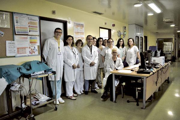 """""""Siempre ha habido humanización en la relación entre el personal y el paciente en la Unidad de Quemados de Getafe"""""""
