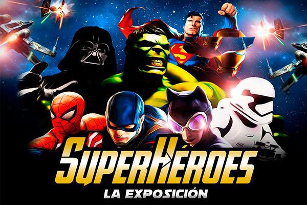 """Superhéroes, La Exposición"" nos espera en Torrejón"