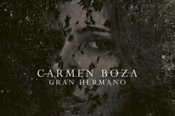Carmen Boza nos abre 'La caja negra', su segundo álbum de estudio que presentará, el próximo 5 de julio junto a Rosalía y Bala, sobre el escenario del Cultura Inquieta de Getafe