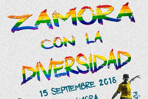 """""""Zamora con la Diversidad"""""""