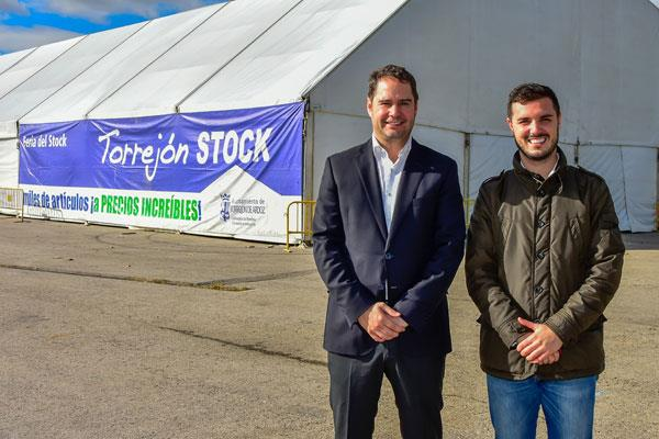 """La X Feria del Stock """"Torrejón Stock 2018"""" se celebrará el próximo fin de semana en el Recinto Ferial"""